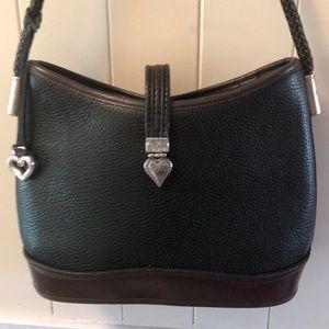 Brighton handbag pre carried black and brown